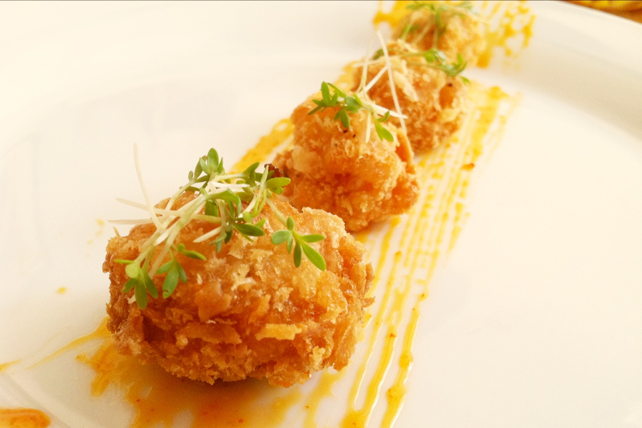 Thai Fried Shrimp Cake Recipe